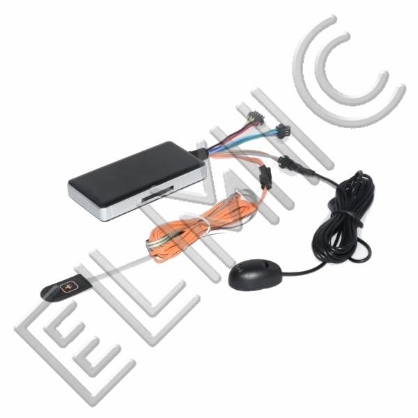 Samochodowy lokalizator GPS / GSM ELMIC GT06N - monitoring, śledzenie, podsłuch, nadzór, kontrola pojazdu