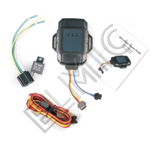 MOTORCYCLE GPS TRACKER ELMIC GT100