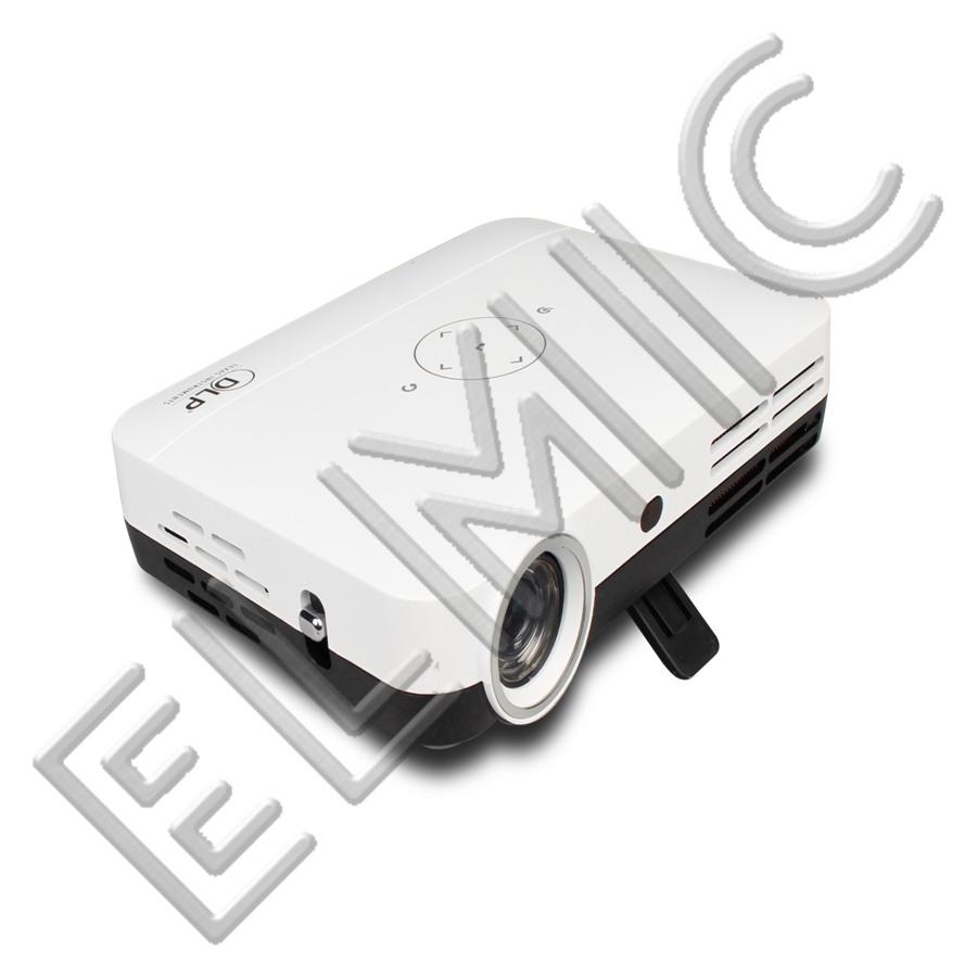 Mikro piko projektor multimedialny audio video ELMIC QShot QShot1
