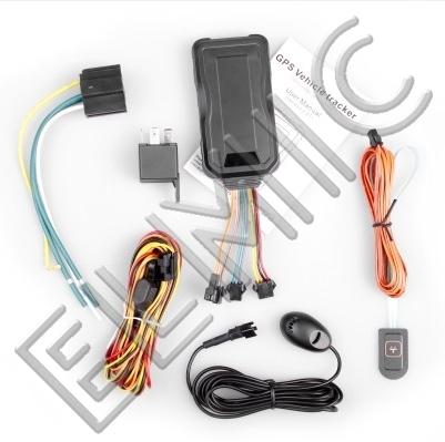 Samochodowy lokalizator GPS / GSM ELMIC TR06 - monitoring, śledzenie, podsłuch, nadzór, kontrola pojazdu