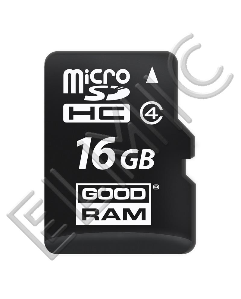 Karta pamięci GOODRAM microSD 16 GB