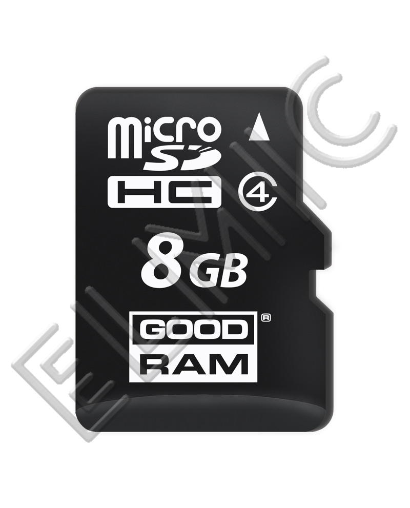 Karta pamięci GOODRAM microSD 8 GB